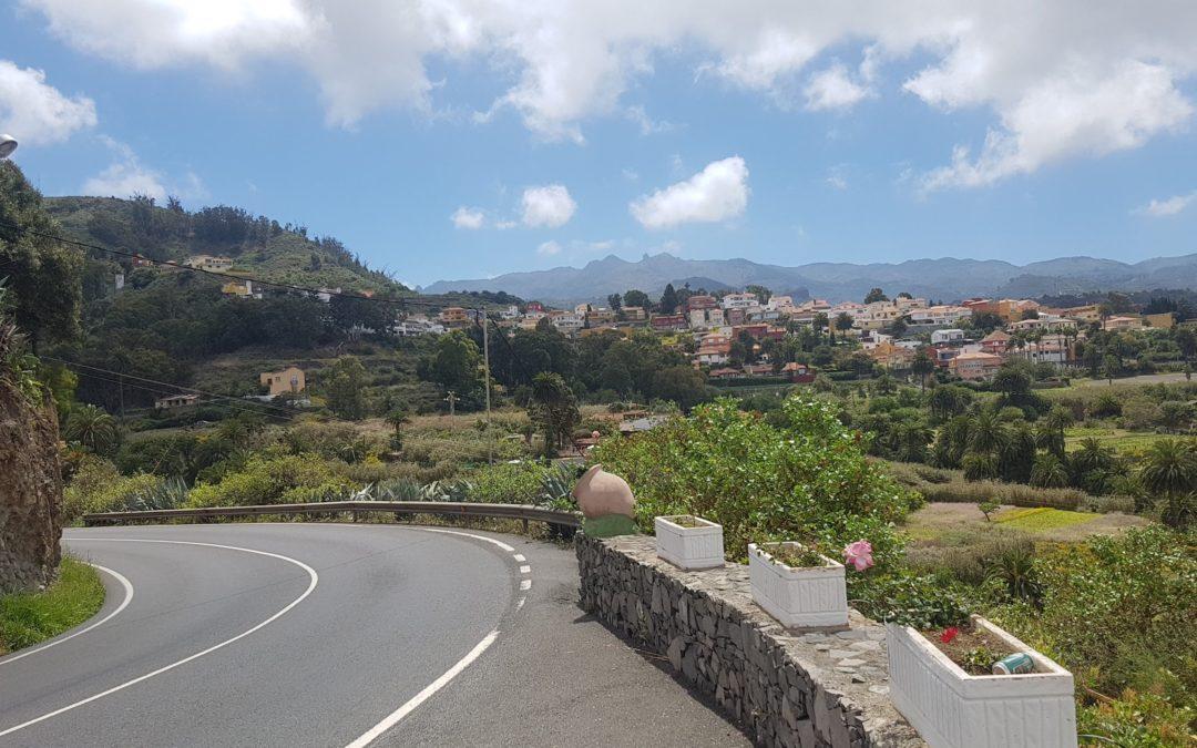Kirándulás Gran Canaria hegyei között (2019. április)
