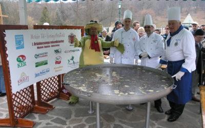 A 2007-es Óriáskocsonya Guinness rekord hiteles története